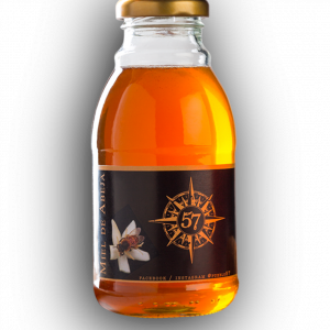Miel de abeja cruda